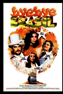 Bye Bye Brasil - Poster / Capa / Cartaz - Oficial 3