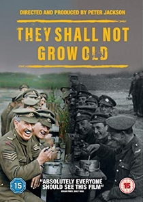 They Shall Not Grow Old - Poster / Capa / Cartaz - Oficial 4