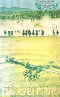 Os Caminhos da Aventura - Poster / Capa / Cartaz - Oficial 1