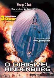 O Dirigível Hindenburg - Poster / Capa / Cartaz - Oficial 9
