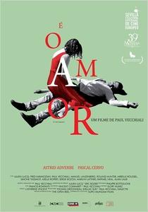 É o Amor - Poster / Capa / Cartaz - Oficial 2