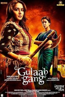 Gulaab Gang - Poster / Capa / Cartaz - Oficial 5