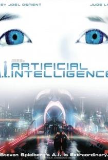 A.I. Inteligência Artificial - Poster / Capa / Cartaz - Oficial 7