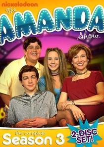 O Show da Amanda (3ª Temporada) - Poster / Capa / Cartaz - Oficial 1