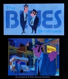 Os Irmãos Cara-de-Pau (The Blues Brothers - The Animated Series)