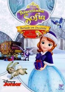 Princesinha Sofia: Feriado Em Encantia - Poster / Capa / Cartaz - Oficial 1