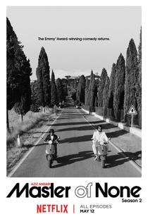 Master of None (2ª Temporada) - Poster / Capa / Cartaz - Oficial 3