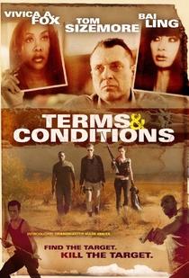 Terms & Conditions - Poster / Capa / Cartaz - Oficial 1