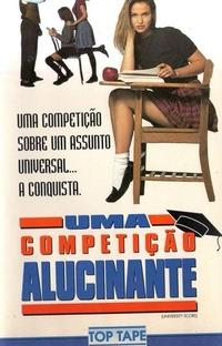 Uma Competição Alucinante - Poster / Capa / Cartaz - Oficial 1