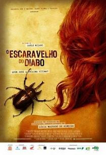 O Escaravelho do Diabo - Poster / Capa / Cartaz - Oficial 1
