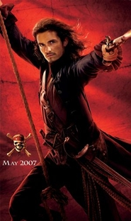 Piratas do Caribe: No Fim do Mundo - Poster / Capa / Cartaz - Oficial 9