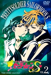 Sailor Moon (3ª Temporada) - Poster / Capa / Cartaz - Oficial 6