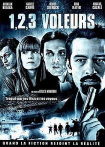1, 2, 3, voleurs - Poster / Capa / Cartaz - Oficial 1