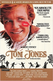 As Aventuras de Tom Jones - Poster / Capa / Cartaz - Oficial 2