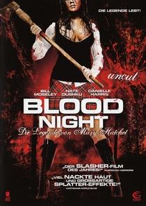 Noite Sangrenta: A Lenda de Mary Hatchet - Poster / Capa / Cartaz - Oficial 5