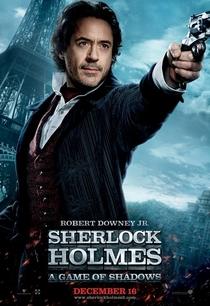 Sherlock Holmes - Poster / Capa / Cartaz - Oficial 7