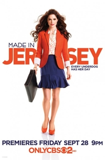 Made in Jersey (1ª Temporada) - Poster / Capa / Cartaz - Oficial 1