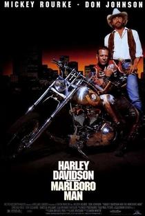 Harley Davidson e Marlboro Man - Caçada Sem Tréguas - Poster / Capa / Cartaz - Oficial 4