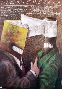 Siekierezada - Poster / Capa / Cartaz - Oficial 1