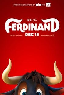 O Touro Ferdinando - Poster / Capa / Cartaz - Oficial 9