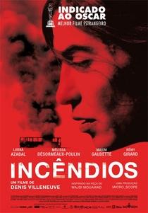 Incêndios - Poster / Capa / Cartaz - Oficial 3