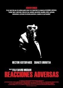 Reações Adversas - Poster / Capa / Cartaz - Oficial 1
