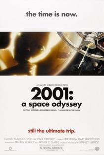 2001: Uma Odisseia no Espaço - Poster / Capa / Cartaz - Oficial 6