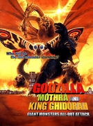 Godzilla, Mothra and King Ghidorah - Giant Monsters All Out Attack