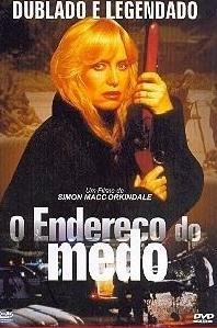 O Endereço do Medo  - Poster / Capa / Cartaz - Oficial 1