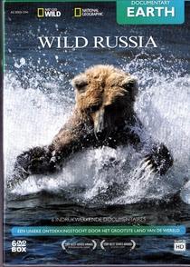 Rússia Selvagem - Poster / Capa / Cartaz - Oficial 2