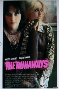 The Runaways - Garotas do Rock - Poster / Capa / Cartaz - Oficial 3