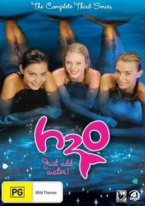 H2O Meninas Sereias: O Filme - Poster / Capa / Cartaz - Oficial 2
