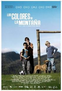 As Cores da Montanha - Poster / Capa / Cartaz - Oficial 1