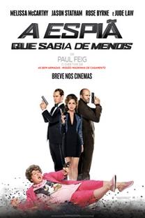A Espiã Que Sabia de Menos - Poster / Capa / Cartaz - Oficial 9