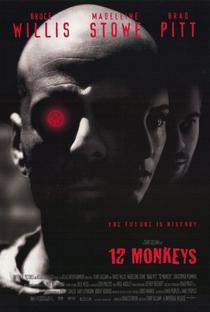 Os 12 Macacos - Poster / Capa / Cartaz - Oficial 2