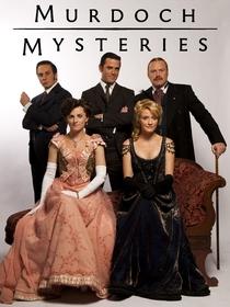 Os Mistérios do Detetive Murdoch (2ª temporada) - Poster / Capa / Cartaz - Oficial 2