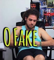 O Fake  - Poster / Capa / Cartaz - Oficial 1