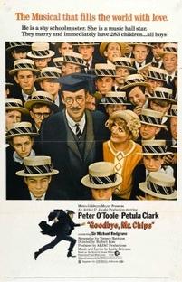 Adeus, Mr. Chips - Poster / Capa / Cartaz - Oficial 2