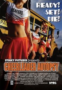 Cheerleader Autopsy - Poster / Capa / Cartaz - Oficial 1
