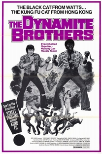 Dynamite Brothers - Poster / Capa / Cartaz - Oficial 1