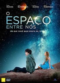 O Espaço Entre Nós - Poster / Capa / Cartaz - Oficial 6