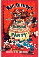 A Festa de Aniversário do Mickey (Mickey's Birthday Party)