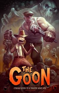 The Goon - Poster / Capa / Cartaz - Oficial 1