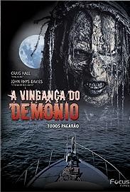 A Vingança do Demônio - Poster / Capa / Cartaz - Oficial 1