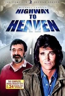 O Homem que Veio do Céu (2ª Temporada) - Poster / Capa / Cartaz - Oficial 1