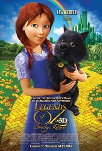 A Lenda de Oz - Poster / Capa / Cartaz - Oficial 8