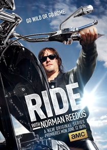Ride With Norman Reedus - Poster / Capa / Cartaz - Oficial 1