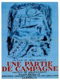 Um Dia no Campo - Poster / Capa / Cartaz - Oficial 1