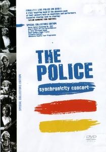 The Police: Synchronicity Concert - Poster / Capa / Cartaz - Oficial 1
