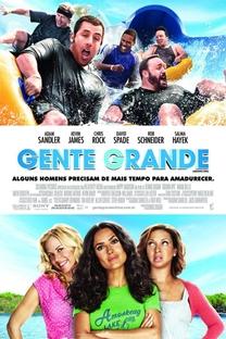 Gente Grande - Poster / Capa / Cartaz - Oficial 1